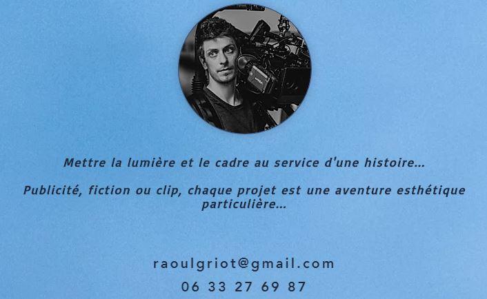 VIDEOS - PHOTOS Raoul Griot